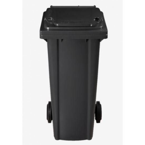 Пластмасова кофа на колела, 120 литра