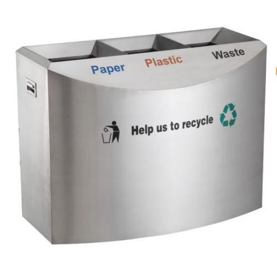 Луксозен кош за отпадъци