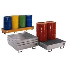 Метални каптажни вани