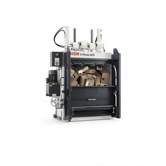 Преса за балиране HSM V-Press 825 plus pro