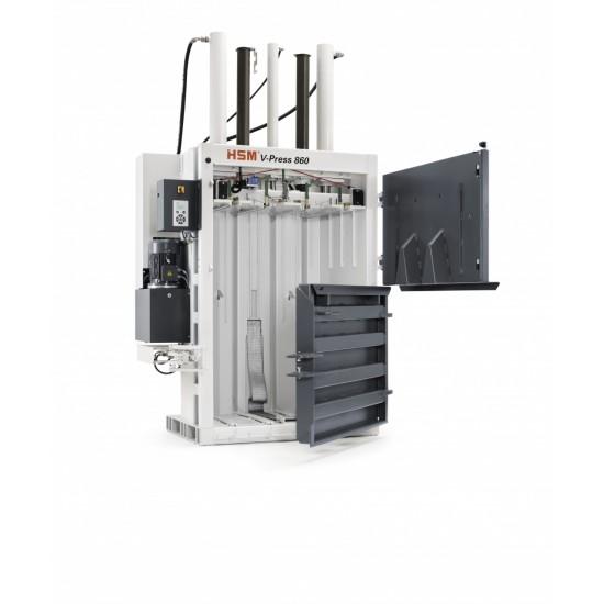 Преса за балиране HSM V - PRESS 860 L