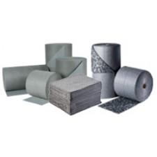 Сорбентни кърпи и ролки за универсални продукти