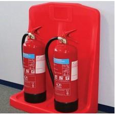 Стойки и кутии за пожарогасители